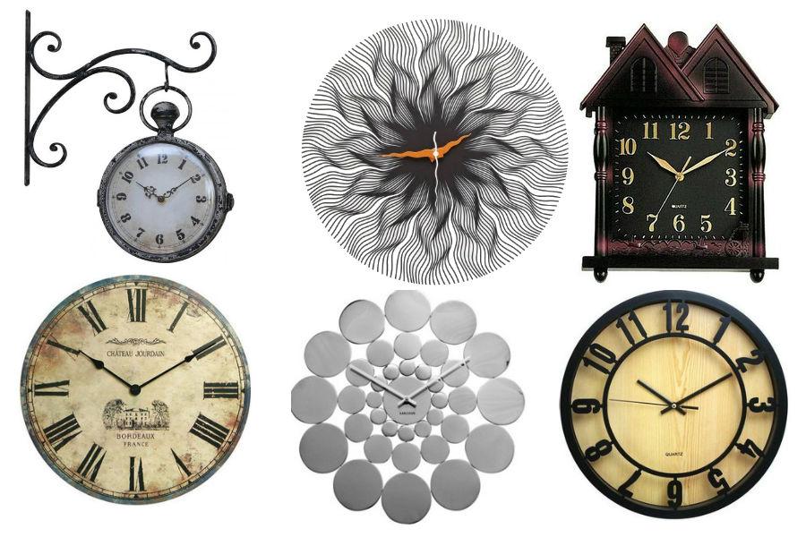Najpiękniejsze Zegary Na ścianę ładny Dom