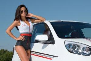 "Kia Picanto w wersji ""Kia Lotos Race"""