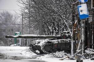 """Ukraina: Wprowadzono stan sytuacji nadzwyczajnej w Donbasie. Putin: """"Legia natowska"""" działa wbrew interesom Ukraińców"""