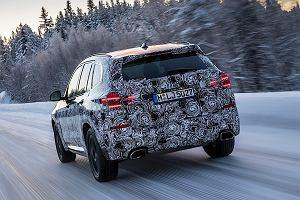 Nowe BMW X3   Sportowa wersja już w październiku