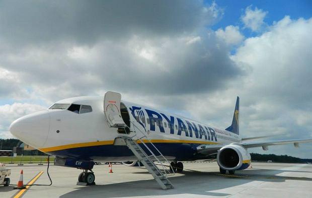 Ryanair bije OLT. Tak tanio jeszcze po kraju nie latali�my