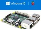 Komputer z Windows 10 za 120z�? Microsoft wspiera nowe Raspberry Pi