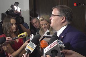 Prezydencki minister o prof. Gersdorf: Czy ktoś jest w stanie wyrzucić emeryta z zakładu pracy?