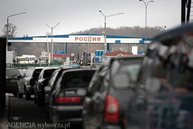 Embargo uderza w Kaliningrad. Rosjanie jad� na zakupy do Polski