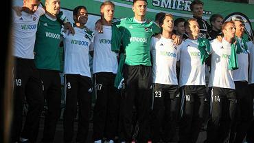 Prezentacja piłkarzy II-ligowego Radomiaka
