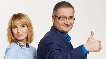 Anna Popiołek i Maciej Samcik