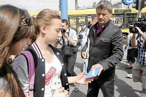 Palikot chce zlikwidowa� KRUS. Ustawy ju� w Sejmie