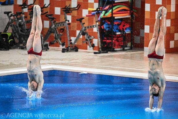 Zdjęcie numer 17 w galerii - Zatoka Sportu. Zawody w skokach do wody [PIĘKNE ZDJĘCIA]