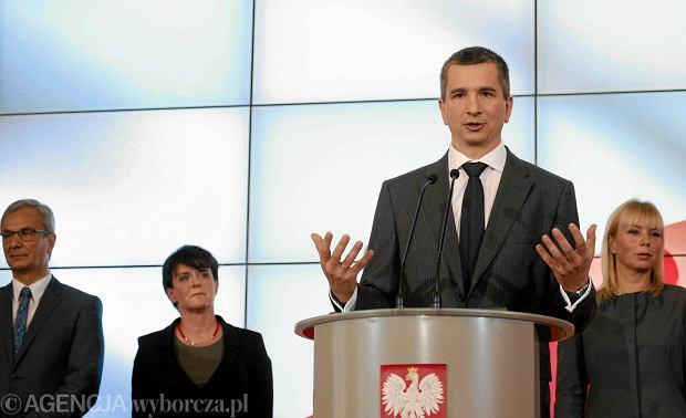Ministrowie i prokurator generalny zapowiadaj� walk� z przest�pczo�ci� gospodarcz�