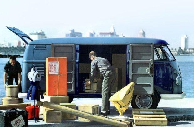 Volkswagen Transporter T1 Van