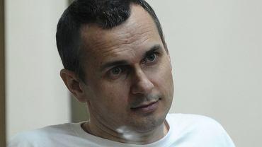 Ołeh Sencow został skazany na 20 lat więzienia przez rosyjski sąd