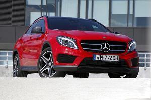 Mercedes GLA 250 4Matic | Test długodystansowy cz. I | Crossover premium