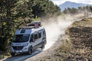 Fiat Ducato 4x4 Expedition | Kamper na ka�de warunki
