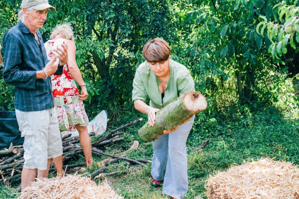S� ogrody, w kt�rych nie trzeba ple�, przekopywa� i sk�adowa� kompostu
