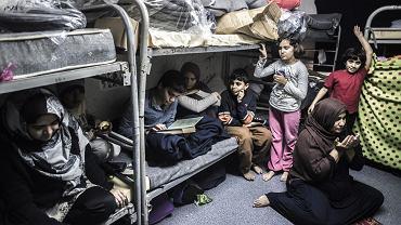 Obóz dla uchodźców Chios, Gracja