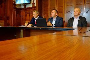 Konferencja radnych Przyjaznego Krakowa w sprawie koncesji na alkohol