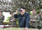 Korea P�nocna wystrzeli�a rakiet� kr�tkiego zasi�gu