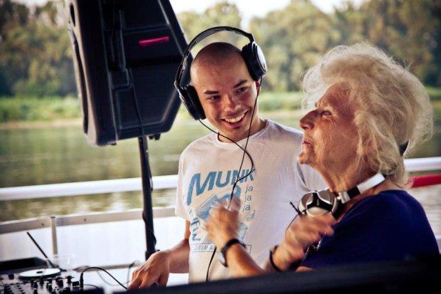 DJ Wika (fot. Michał Murawski)