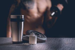 Odżywka białkowa, kreatyna, BCAA - najbardziej popularne suplementy wśród sportowców