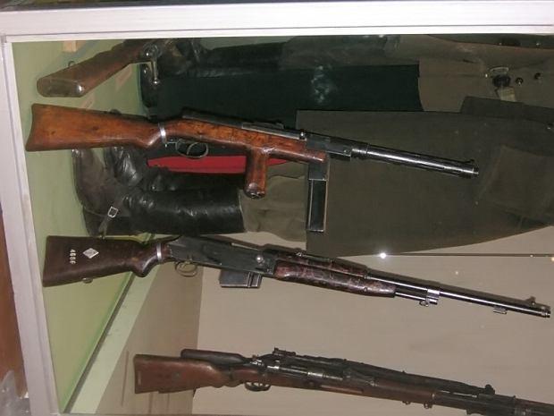 Karabin samopowtarzalny wz. 1938 M in�. Maroszka
