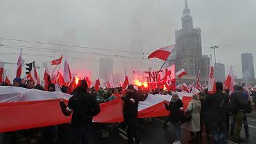 11 listopada. Marsz Niepodległości