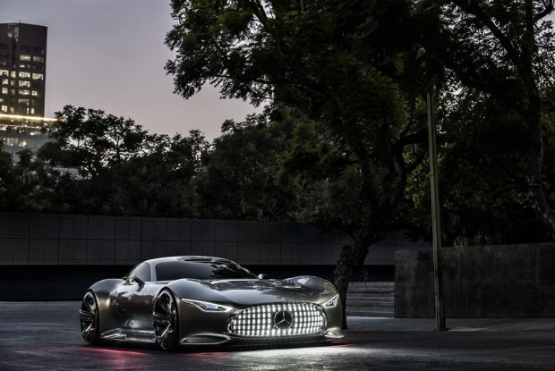 Mercedes AMG Vision GT