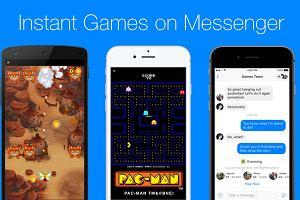 Zaskakująca nowość w Facebook Messenger. Zagramy ze znajomymi w legendarne gry. To może być hit