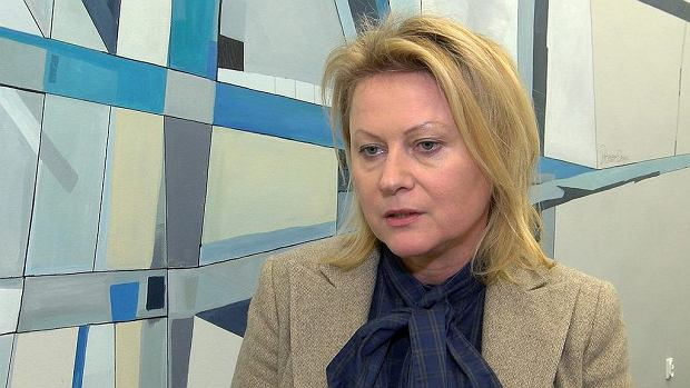 Renata Juszkiewicz, prezes Polskiej Organizacji Handlu i Dystrybucji