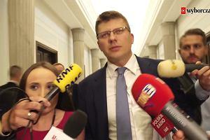 """Wiceminister sprawiedliwości zaskoczony oświadczeniem prezydenta: """"Stanowisko rządu do ustawy jest pozytywne"""""""