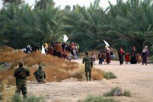 Pa�stwo Islamskie straci�o dwa strategiczne miasta w Iraku. Pomogli Kurdowie i Irakijczycy