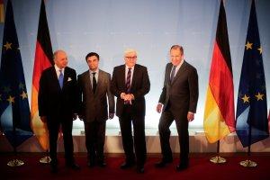 Steinmeier: Ukraina, Rosja, Francja i Niemcy wypracowa�y pakiet ws. wielostronnego rozejmu na Ukrainie