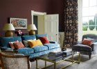 Tkaniny i tapety w kolorach jesieni, czyli wnętrza dobrze otulone