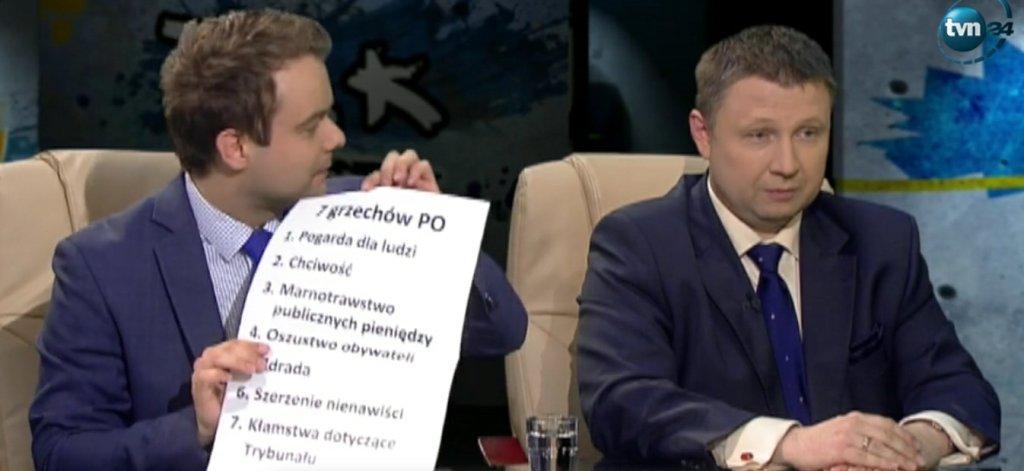Rafał Bochenek i Marcin Kerwiński w