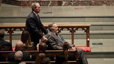Pogrzeb byłej pierwszej damy Barbary Bush