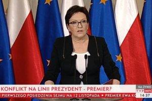 PiS: Z�o�ymy wniosek o przerw� w posiedzeniu Sejmu, by Kopacz mog�a jecha� na szczyt UE