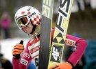 """Skoki narciarskie. Stoch najlepszy na treningu i już """"nie czuje bólu"""""""