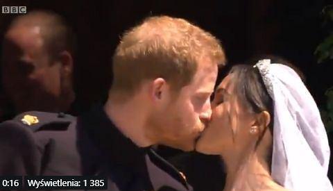 Harry i Meghan już po ślubie!