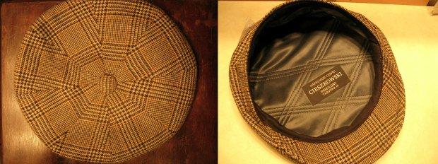 czapka kolarka