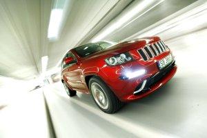 Test | Jeep Grand Cherokee SRT8