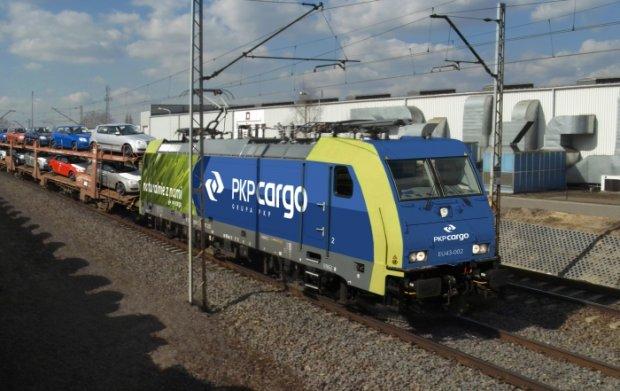 PKP z�o�y�o zawiadomienie do KNF ws. manipulowania kursem akcji PKP Cargo