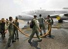 Malezyjska policja przeszuka�a dom pilota zaginionego samolotu