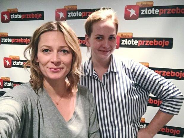 Odeta Moro i Marta Dymek w programie 'Morowy Weekend'