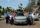 Hybrydowe Range Rovery dotarły do Mumbaju