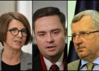 """Taśmy """"Wprost"""". Opozycja grzmi u Olejnik: """"To bagno!"""". A Siwiec się dziwi: """"Po co była ta rozmowa, skoro NBP nic nie wpłacił do kasy państwa?"""""""