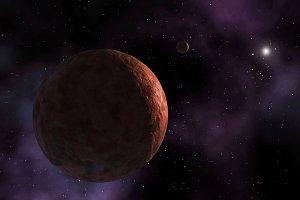 Jeszcze wi�cej planet w naszym uk�adzie?