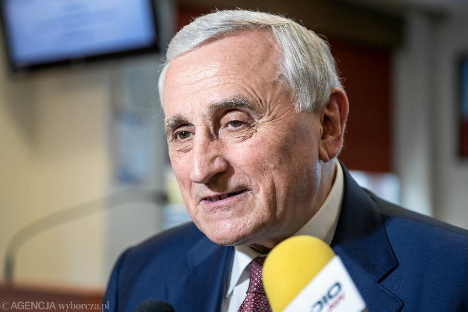 Prof. Wojciech Witkiewicz