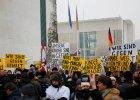 """""""FAZ"""": Rosja podsyca konflikty migracyjne w Niemczech"""