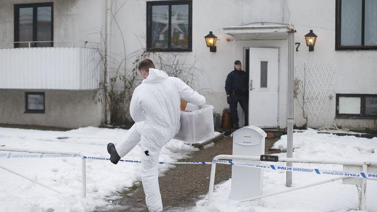 Ośrodek w Molndal, w którym doszło do ataku