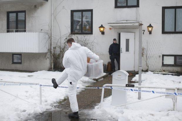 O�rodek w Molndal, w kt�rym dosz�o do ataku