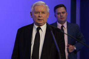 """Kaczyński szukał pretekstu do wyrzucenia posłów? """"To nauczka dla tych, którzy myśleli o PiS-ie bez prezesa"""" [OPINIE]"""